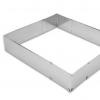 Kalup metalni četvrtasti 18-34 x 27-52 cm